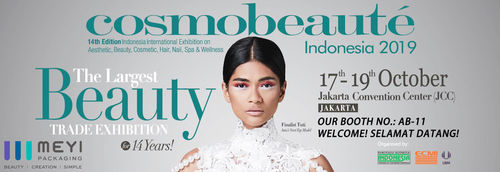 2019 Indonesia cosmoprof NO. AB11