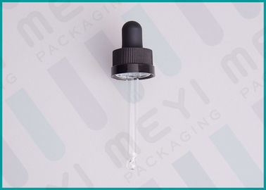 18/400 Childproof Child Resistant CRC Dropper For E-liquid Packaging