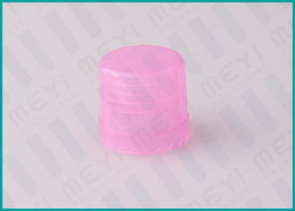 24/415 Pink Screw Top Caps Leakage Prevention With Polypropylene Material